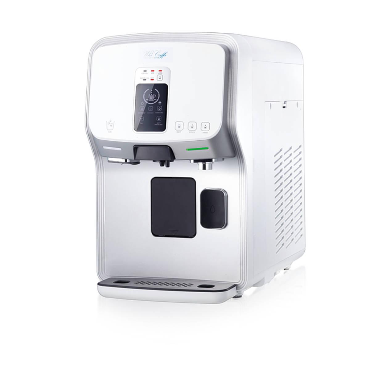 Cafe ICE Wasserfilter und Kaffeemaschiene